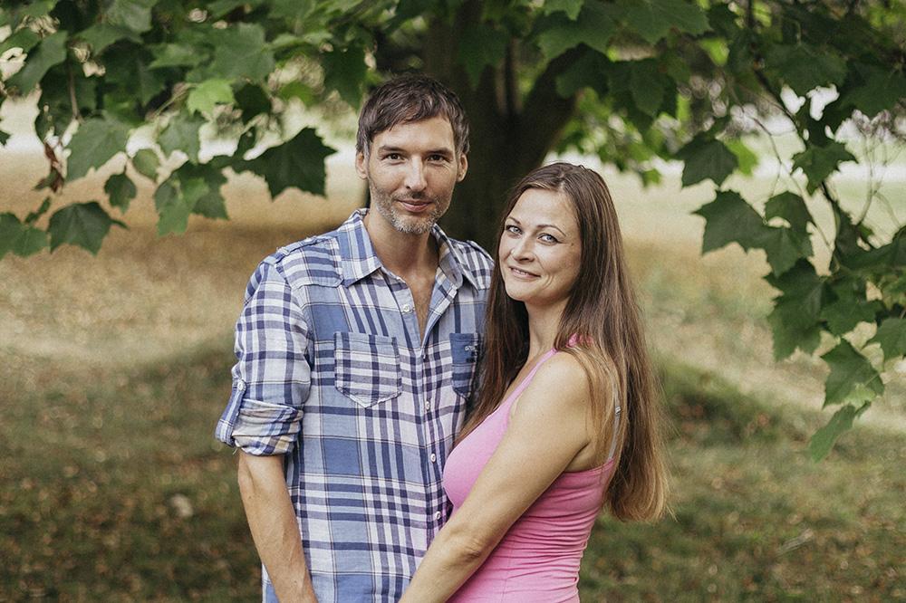 Martin a Monika Valovi